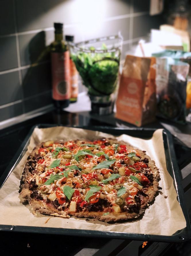 paras pizzaohje